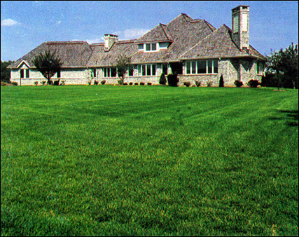 Grass - Contact us in Haymarket, Virginia, for quality turf grass, grass sod, and landscape material.